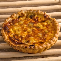 quiche fromage