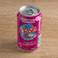 OASIS POMME CASSIS 33CL