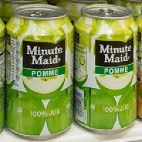 MINUTE MAID POMME 33CL